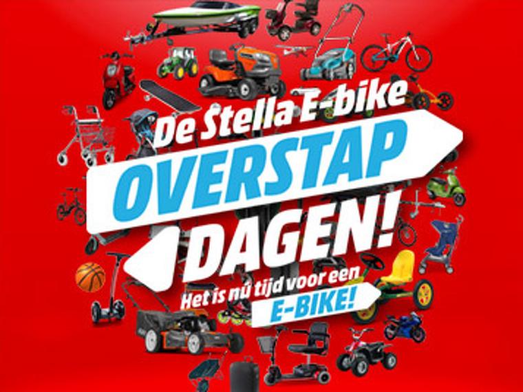 De Stella E-bike Overstap Dagen