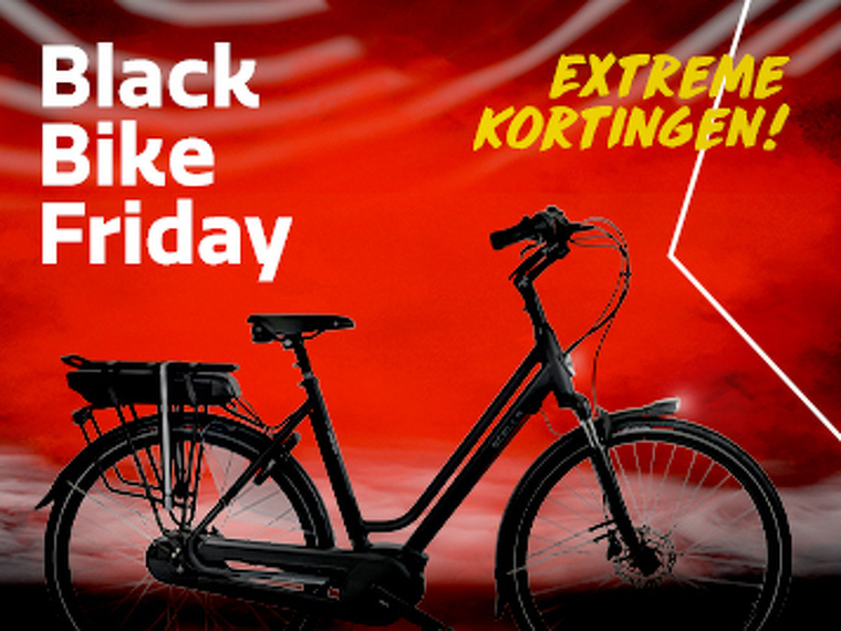 Black Bike Friday