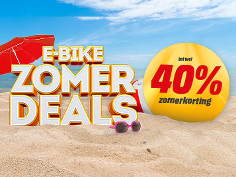 E-bike Zomer Deals