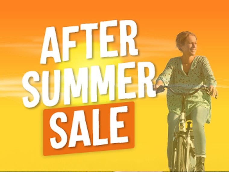After Summer Sale