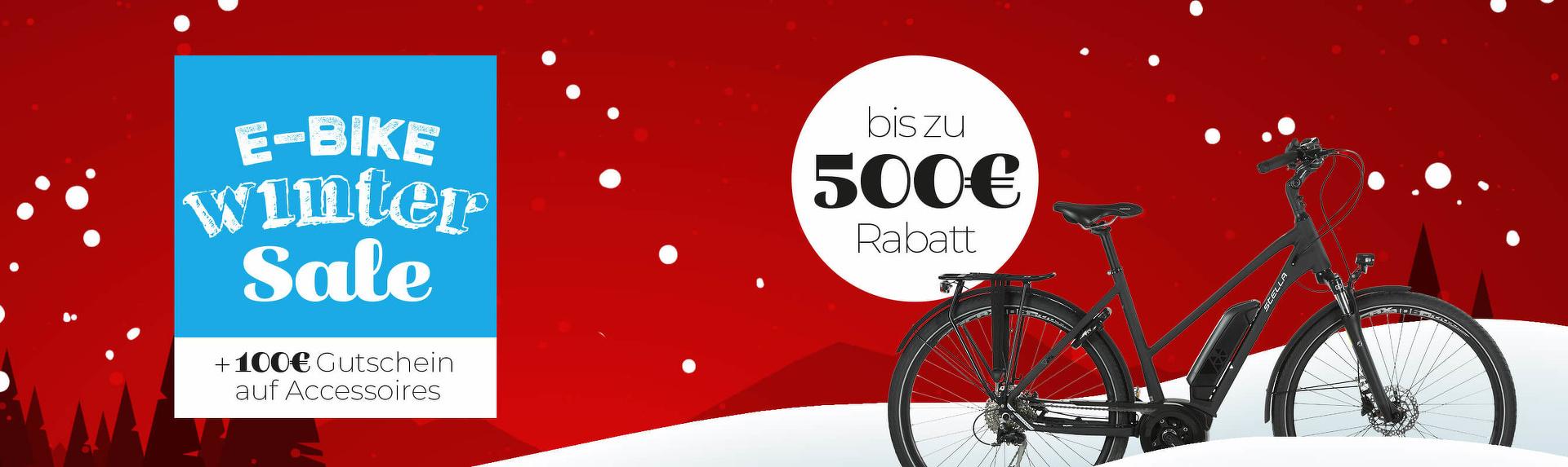 E-bike Winter Sale