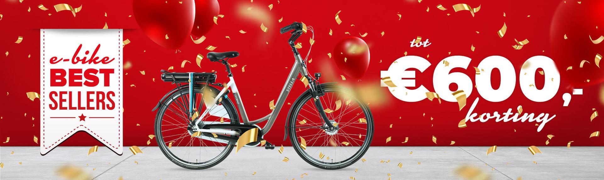 E-bike Bestsellers