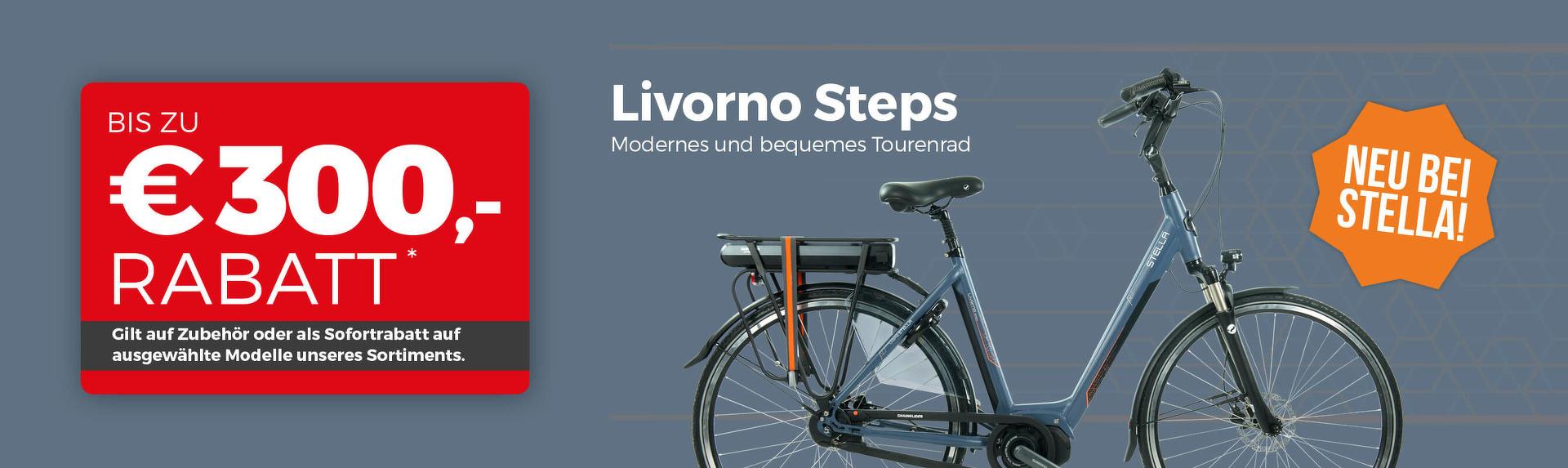 NEU: Livorno Steps