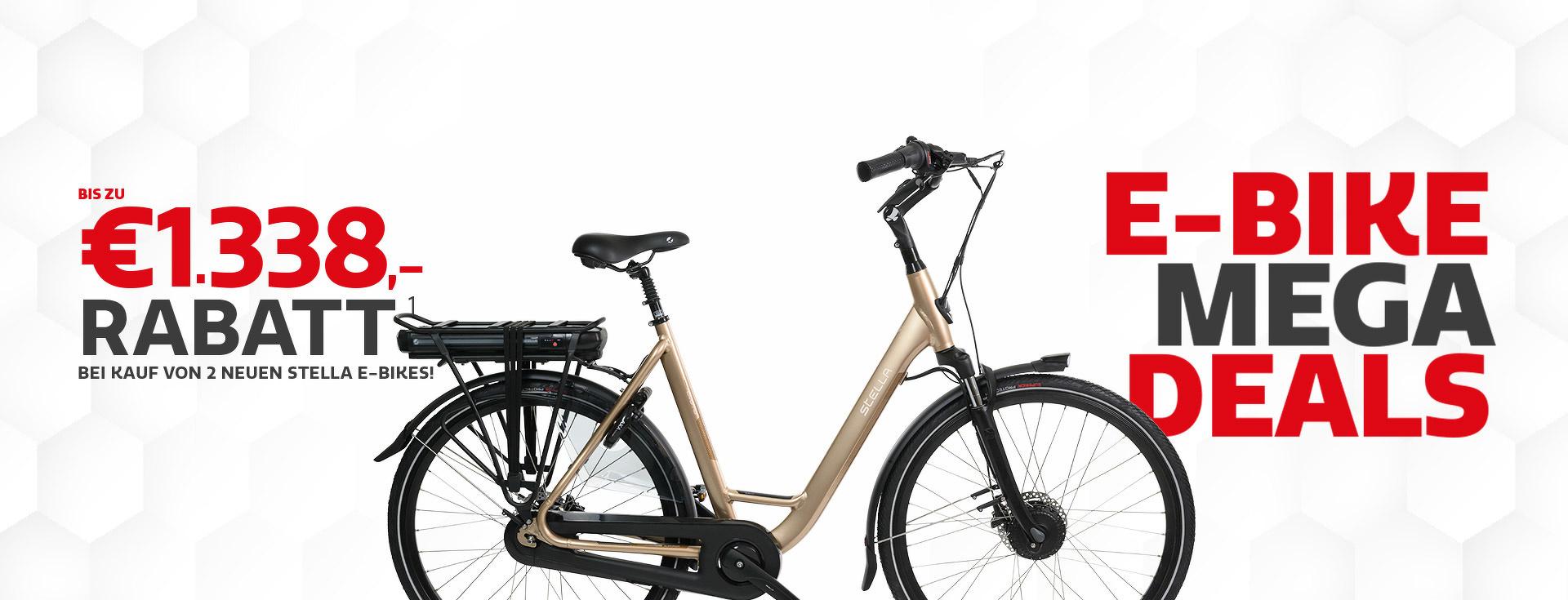 E-bike Mega Deals