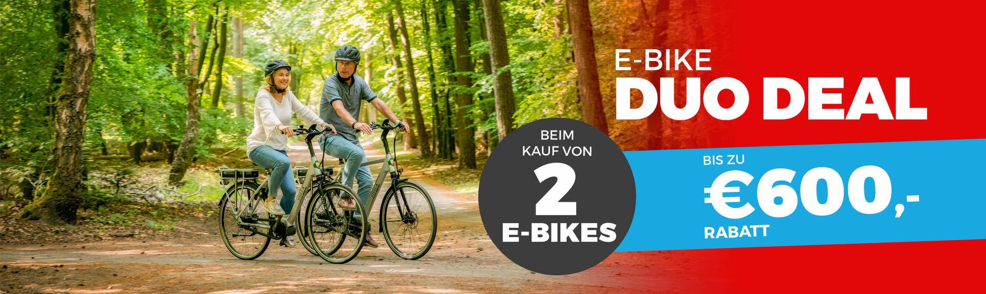 E-Bike Duo Deal