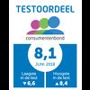 Consumentenbond E-bike Test 2018 - Copenhague Light 'Consumentenbond Aanrader'