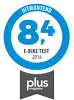 Plus E-bike Test 2016 – Stella met 8,4 bekroond