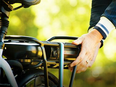 Erfahren Sie mehr über unsere E-Bike Akkus