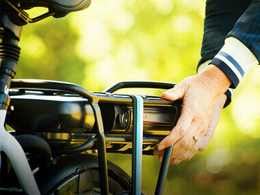 Lees alles over onze e-bike accu's