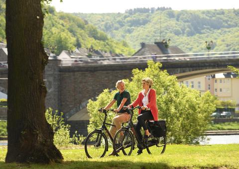 E-Bike für Senioren