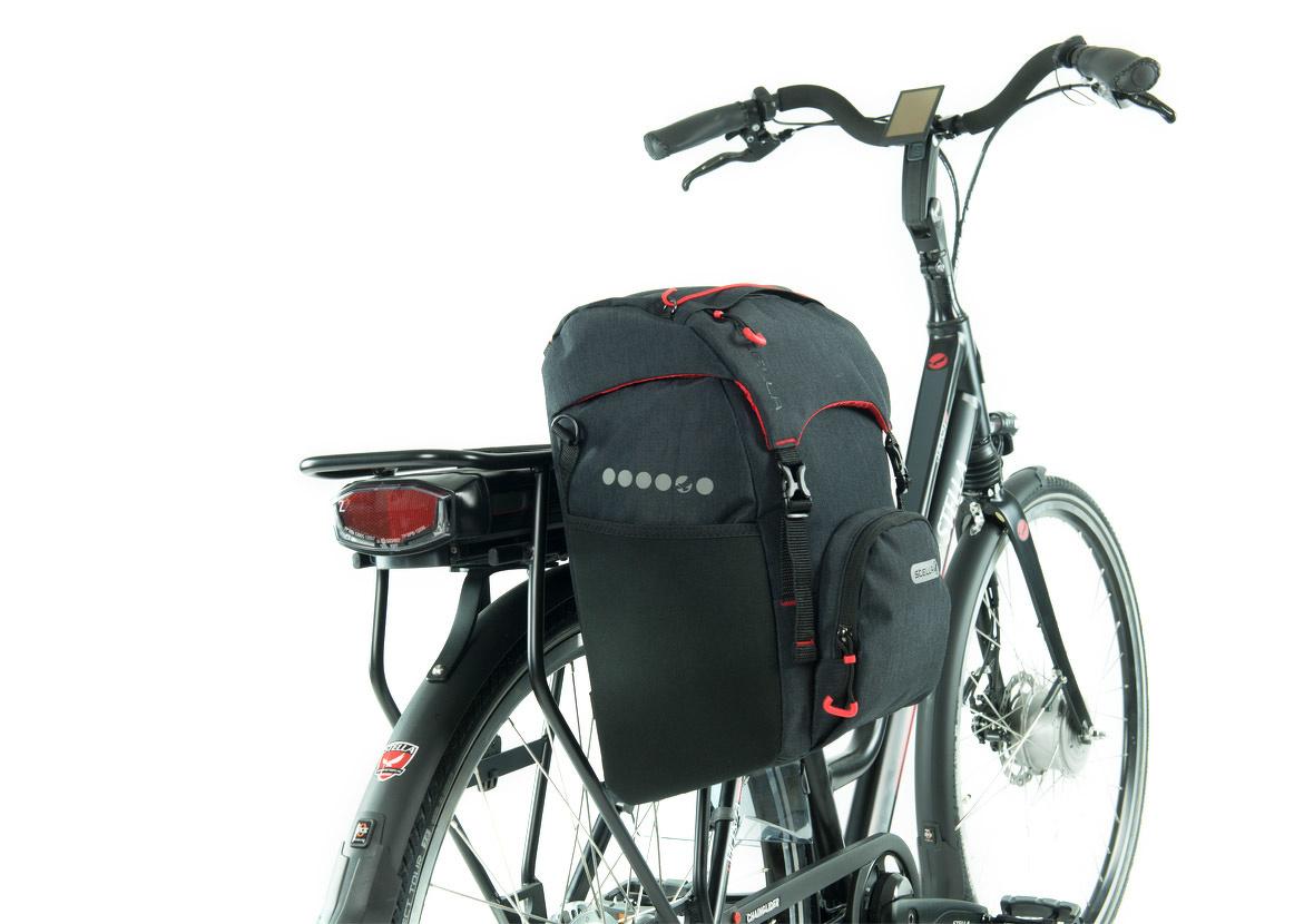 Stella Avèze - enkele fietstas