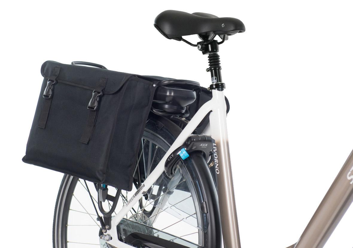 Stella Cameo - dubbele fietstas