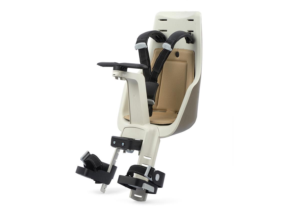 Bobike Exclusive Mini Safari Chic fietsstoeltje - Stella