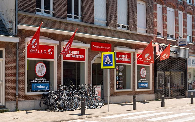 E-bike Outlet Testcenter Roermond