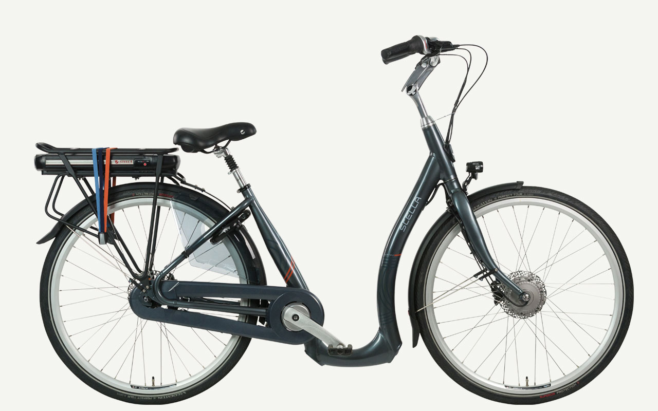 stella nantes der bezaubernder elektronischer fahrrad. Black Bedroom Furniture Sets. Home Design Ideas