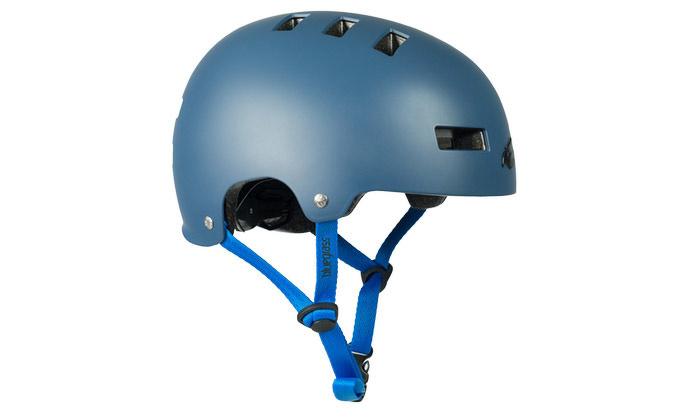 Bluegrass fietshelm petrol blue
