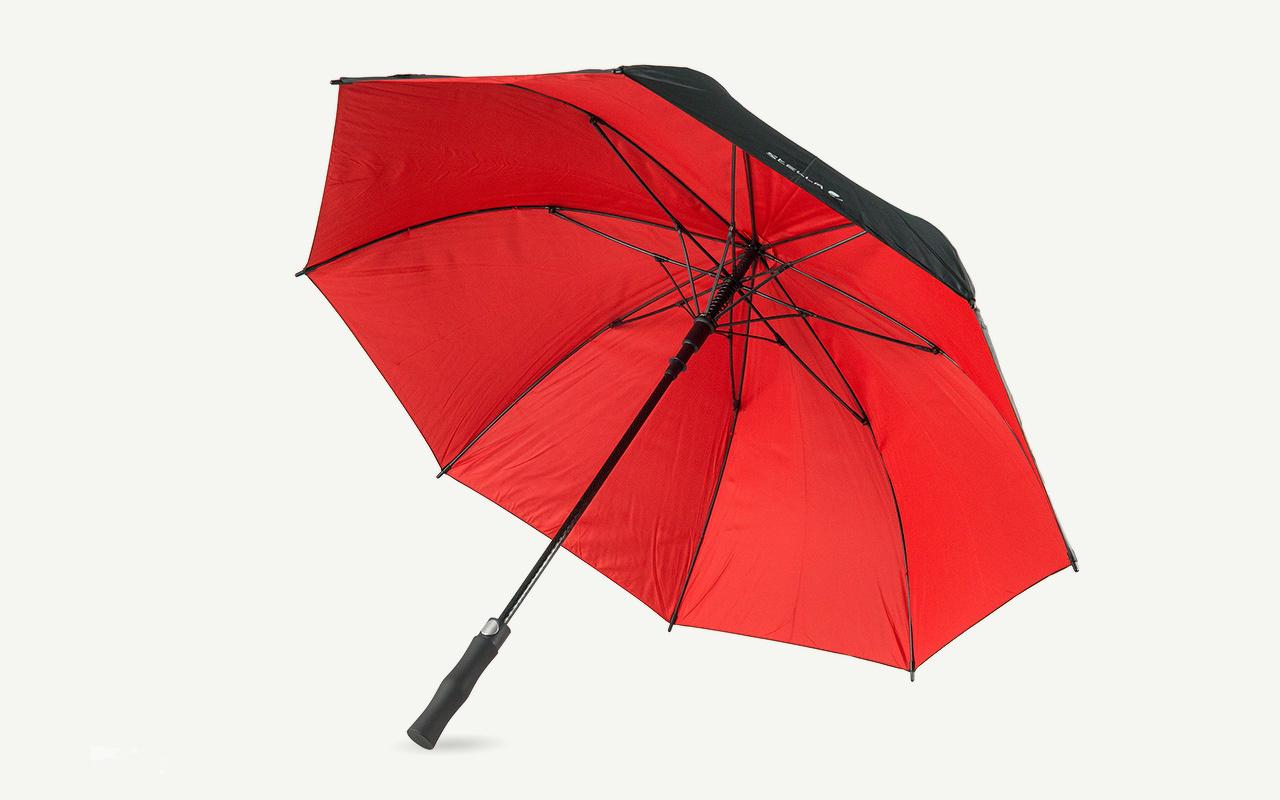 Stella paraplu rood