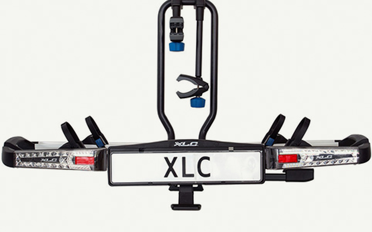 Fietsendrager XLC Azura Xtra Led 2.0