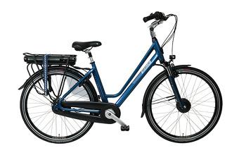 nieuw aangekomen uitverkoop nieuwe authentiek Elektrische fiets met voorwielmotor? Bekijk de Stella e-bikes!