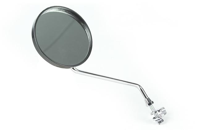 Fietsspiegel met strop