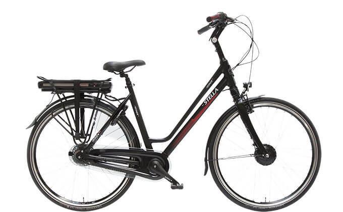 Beste Lichte Stadsfiets : Elektrische senioren fietsen met lage instap » stella fietsen