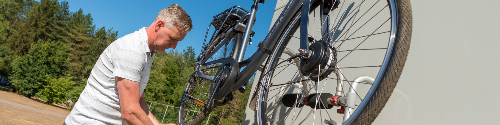 Wat is het gewicht van een elektrische fiets?