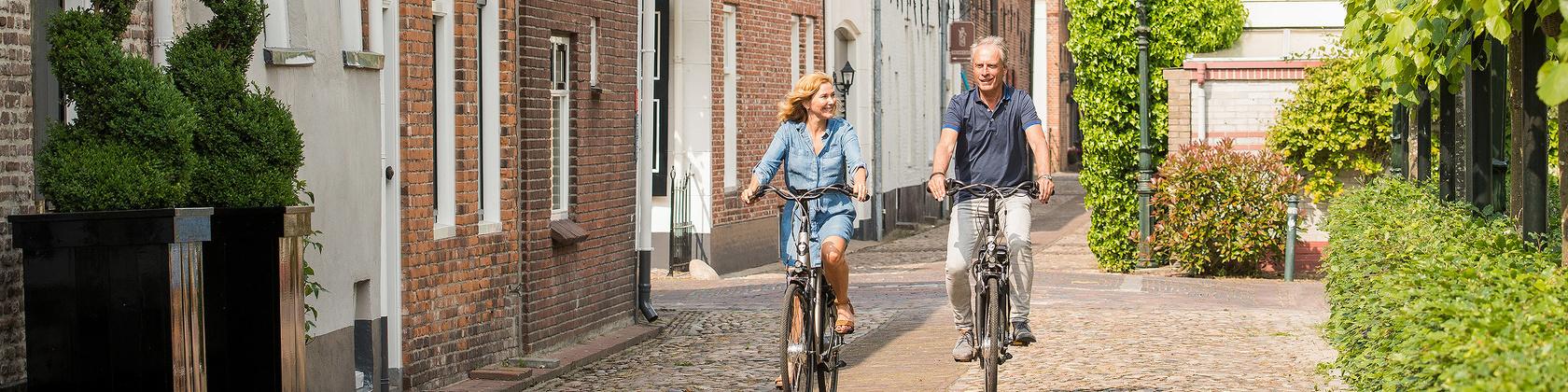 Stella's fietsroutes in Groningen