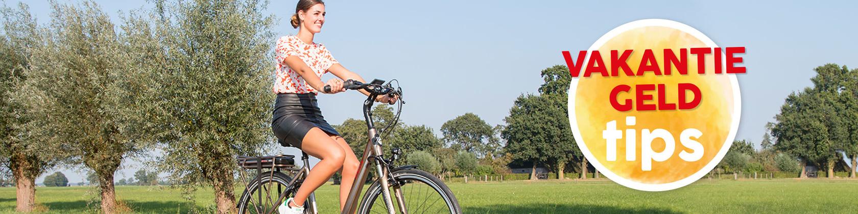 VAKANTIEGELD TIP - Schaf een Stella E-bike aan!