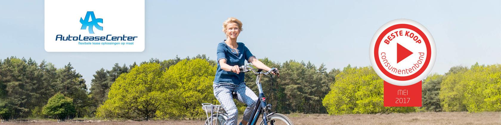 Gratis Stella elektrische fiets bij uw lease-auto