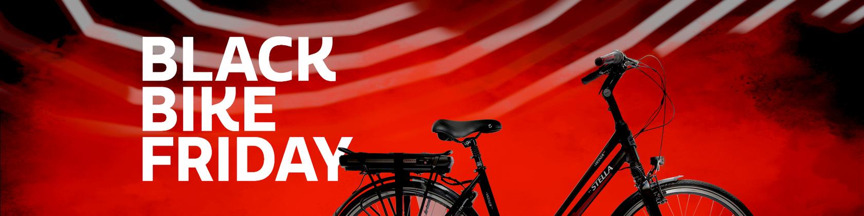 Kostenlose Broschüre Black Bike Friday