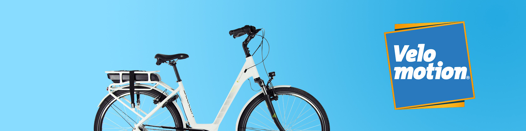 Velomotion E-Bike Test