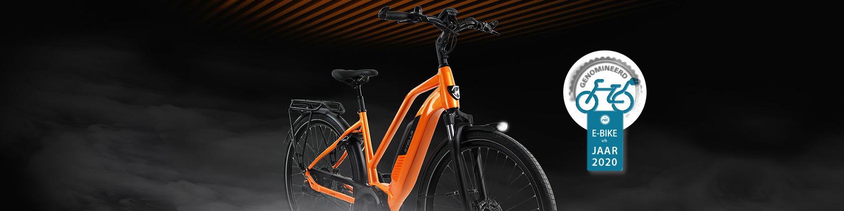 Stella Morena genomineerd E-bike van het Jaar 2020!