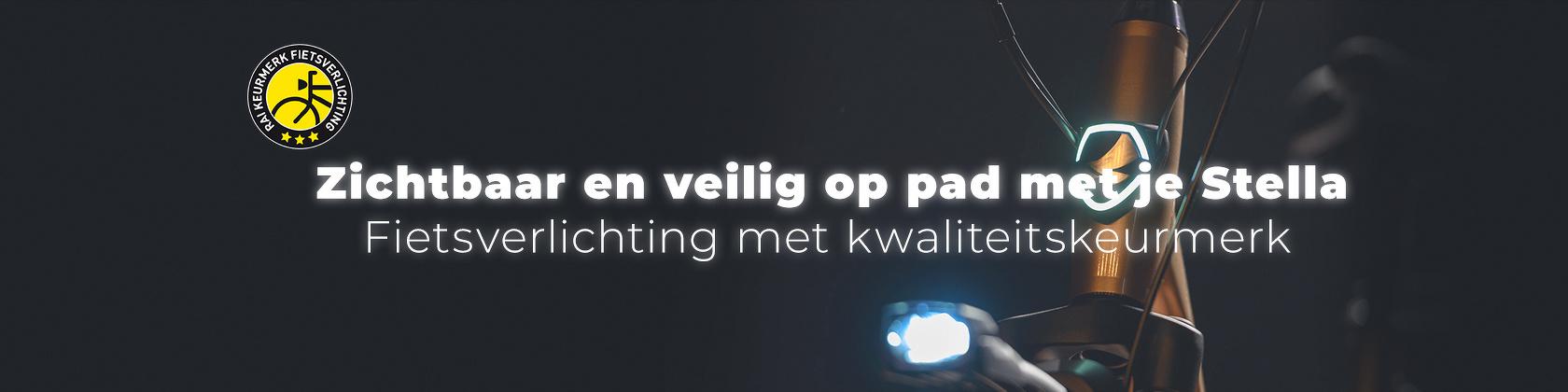 RAI Keurmerk Fietsverlichting