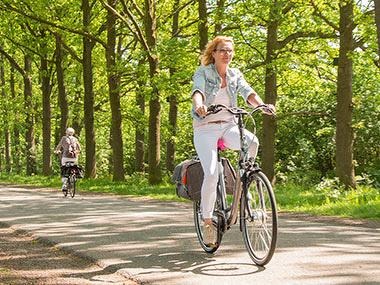 Proef: personeel zorginstelling op elektrische fiets