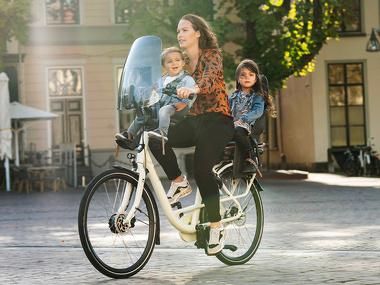 Wie findest du ein Mutter-Kind Fahrrad, das zu dir passt?