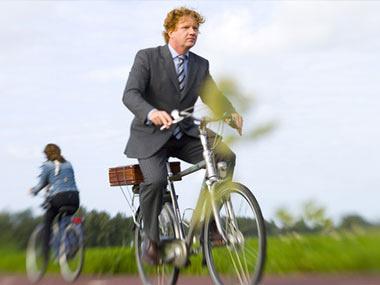Elektrische fiets van de zaak: de mogelijkheden
