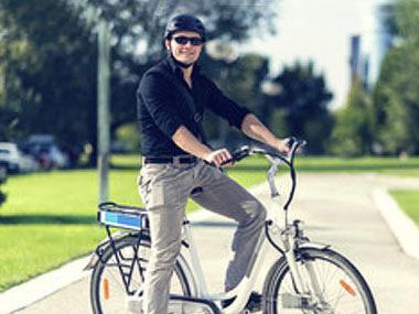 Wordt de valhelm verplicht voor fietsers?