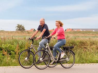 Zeeland opnieuw één van de twee beste fietsprovincies!