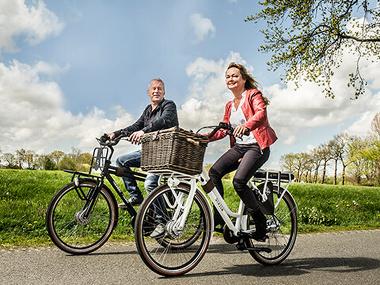Is elektrisch fietsen gezond?