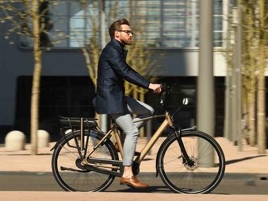 Blijf in beweging, ga fietsen!
