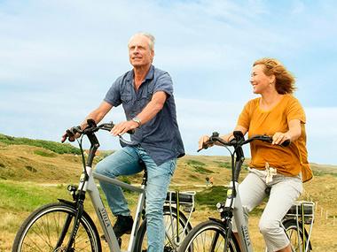 Op fietsvakantie met de e-bike
