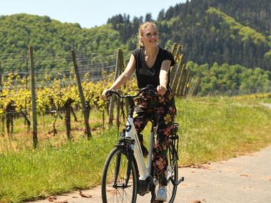Veilig fietsen volgens de richtlijnen van het RIVM