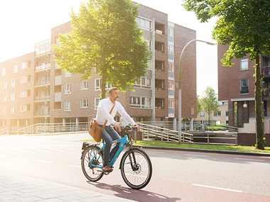 Belgisch onderzoek: Elektrische fiets voldoet als alternatief voor bedrijfsauto