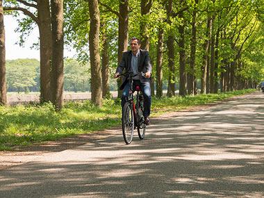 Fietst u 28 mei ook op uw elektrische fiets naar het werk?