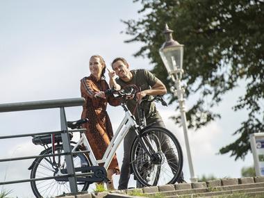 Checklist: voorbereid op pad met de e-bike