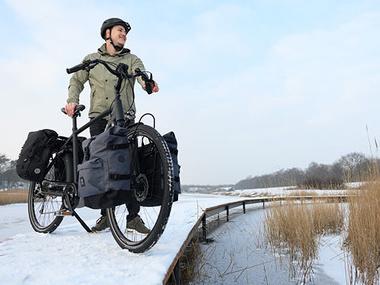 Im Winter sicher unterwegs mit Ihrem Stella E-Bike