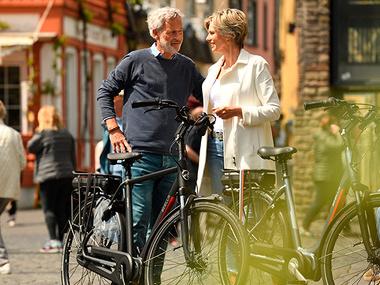 Beveilig uw e-bike, ook op vakantie!