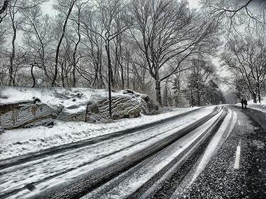 Unsere Tips: Sicher unterwegs im Winter