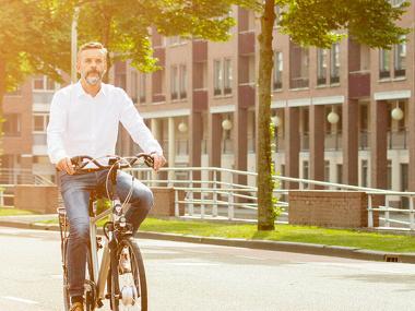 Veilig fietsen op jouw e-bike? Zó voorkom je een ongeluk