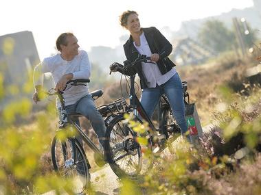 Blijf bewegen! 3 x fietsroutes met veel vrijheid